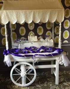 Luxury Sweet Cart Website